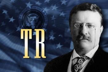 Prezident USA Theodore Roosevelt bol obľúbený pre boj s korupciou