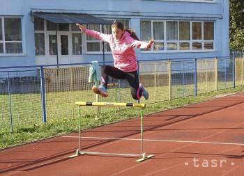 Škola na J.A. Komenského ulici v Michalovciach je zameraná na atletiku