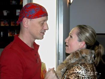 Česká speváčka Bára Basiková má 55 rokov