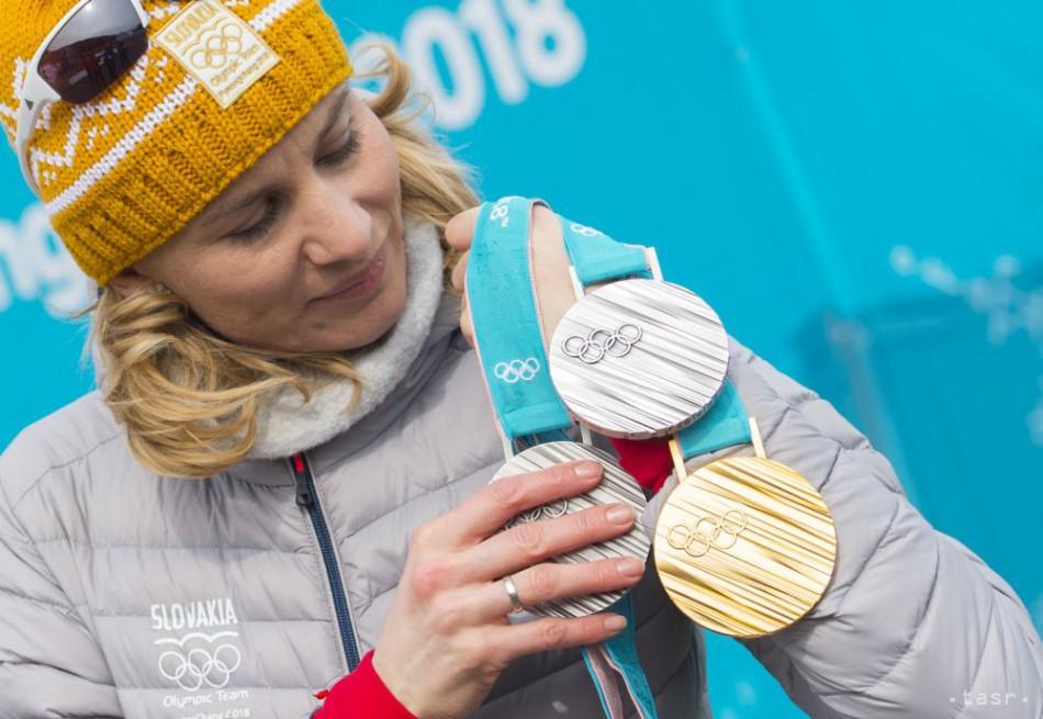 Slovenský biatlonový zväz nemá pre Kuzminovú peniaze