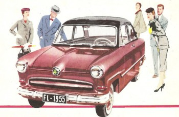 Staré televízne reklamy na autá: Jednoduché zábery a veľa rečí