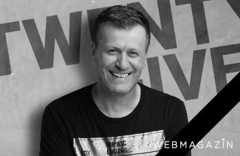 Vo veku 56 rokov náhle zomrel rozhlasový moderátor Julo Viršík