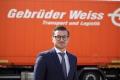 Novým konateľom Gebrüder Weiss Slovensko sa stal René Stranz