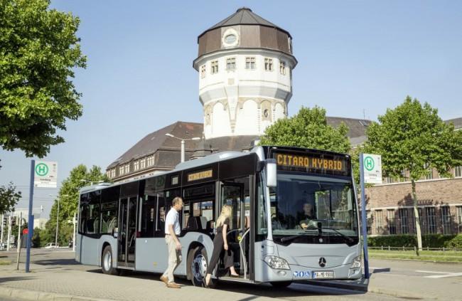Zoznámte sa: Toto je ekologický mestský hybridný autobus