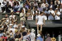Finále mužskej dvojhry vo Wimbledone