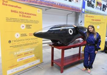 Londýn: Vozidlo košických študentov prešlo 418 km na liter benzínu