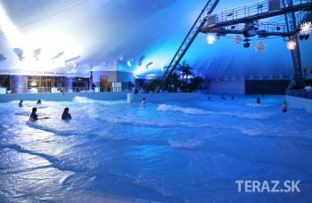 Nový areál v Bešeňovej: Oddych, ale aj adrenalín a zábava