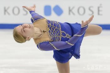 Medvedevová prvá v krátkom programe na Nepela Trophy, Rajičová ôsma