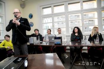 V Bratislave vyhlásili finalistov 22. ročníka Ceny Oskára Čepana