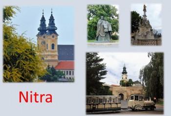 Historické pamiatky a zaujímavosti Nitrianskeho kraja (20)