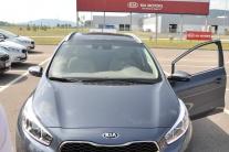 Výroba nového modelu Kia ceed Sportswagon