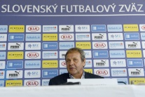 Nový tréner slovenskej futbalovej reprezentácie Já