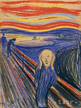 Edvard Munch bol majstrom zobrazovania úzkosti