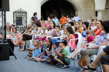 Detský deň na Viva Musica festivale