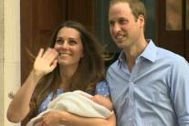 Kate, William a ich synček