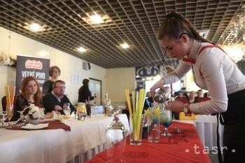 Súťaž someliérov má študentov inšpirovať ku kvalite podávania piva