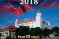 V duchu mýtickej osmičky sa nesie matičný Národný kalendár na rok 2018