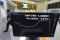 Kurz libry klesol na nové minimum, padajú aj výnosy dlhopisov