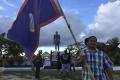 Vyhrážky KĽDR podnietili pôvodných obyvateľov Guamu k výzvam na mier