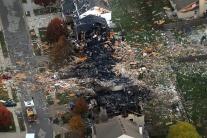 Výbuch zrovnal so zemou domy, dve obete