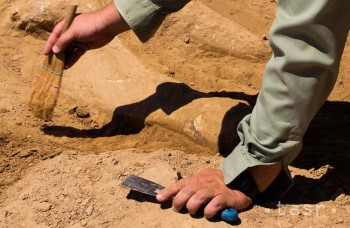 Pod Vyšehradom objavil miestny nadšenec pozostatky kostola