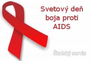 Červené stužky sú symbolom boja proti chorobe AIDS