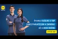 Študuj duálne s Lidlom a získaj viac ako 2000 € za rok