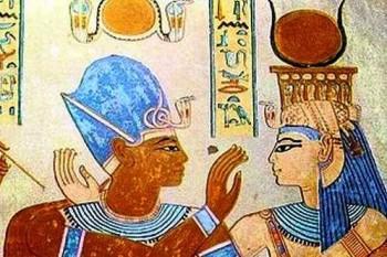 Egyptský faraón Ramesse III. zomrel pri palácovom prevrate