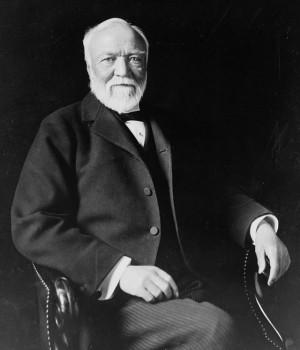 Podnikateľ s dušou filantropa Andrew Carnegie zomrel pred 95 rokmi