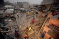 NEŠŤASTIE: Zrútenie budovy v Nairobi si vyžiadalo najmenej 12 obetí