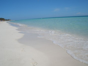 Piesočnaté pláže Kuby vás očaria