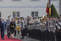 Prezidentka SR na návšteve Nemecka