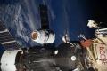 Ruskí kozmonauti na ISS úspešne vypustili do vesmíru päť nanodružíc