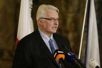 Waszczykowski: Tuskovo znovuzvolenie nebolo v súlade s právom EÚ