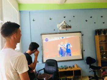Úspešní futsalisti navštívili Klub nadaných detí v Prešove
