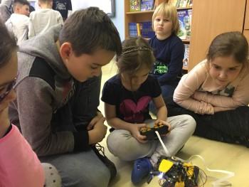 Roboty ovládli Klub nadaných detí v Prešove