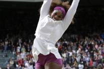 Ženské finále vo Wimbledone