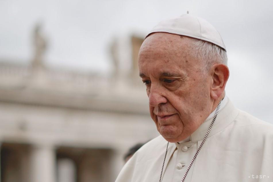 Po útoku na Sýriu pápež vyjadril hlboké znepokojenie