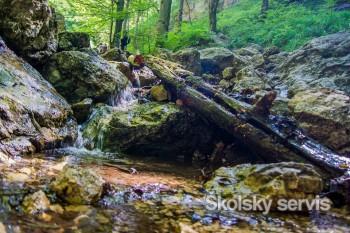Jánošíkove diery - vychutnajte si nádheru, ktorú máme na Slovensku