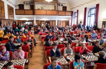 V Európskom meste športu 2017 suťažili  v rapid šachu družstievá
