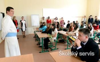 Nové Premonštrátske gymnázium v Košiciach privítalo prvých žiakov