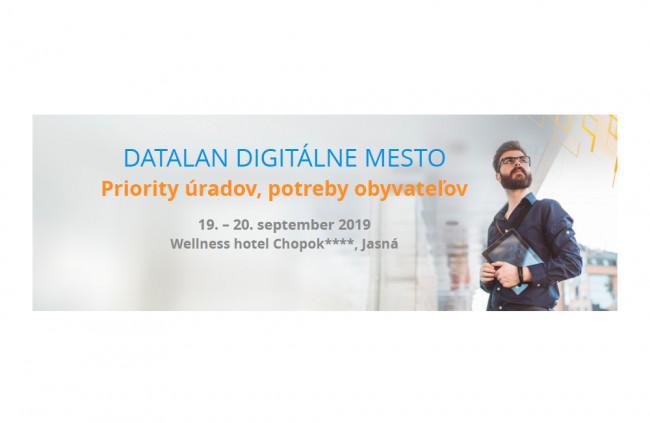 Konferencia Digitálne mesto ukáže, ako sa dá žiť bez papierov