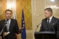 NAŽIVO: TK predsedu vlády SR R. Fica a ministra financií P. Kažimíra