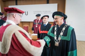 STU otvorila nový akademický rok