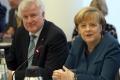 Merkelová a jej kritik Seehofer sa dohodli na spolupráci pred voľbami