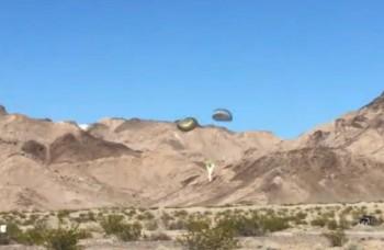 VIDEO: Neveril, že je Zem guľatá. Vzlietol na rakete poháňanej parou