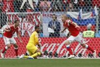 Rusko porazilo Saudskú Arábiu 5:0