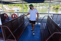 O plavbu loďou na Zemplínskej šírave je tento rok
