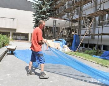 V Poprade rekonštruujú  školské zariadenia