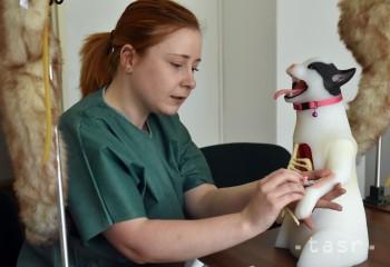 Centrum klinických zručností UVLF pomôže pri výuke nových veterinárov